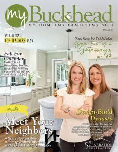 My Buckhead Fall 2018 Magazine