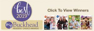 2019 My Buckhead Readers' Choice Awards