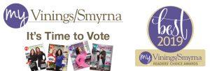 My Vinings/Smyrna vote for Best of