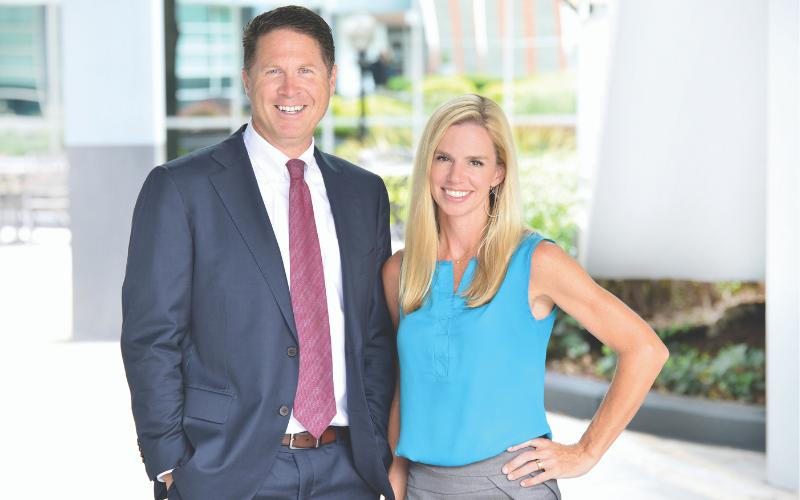 David & Chrissy Neumann of Neumann & Co.