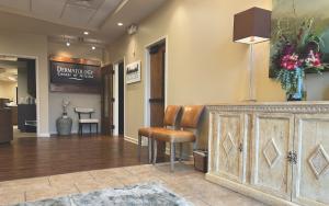 dermatology front office