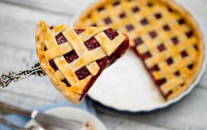 a piece of pie