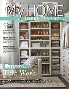 My Home Improvement Magazine July-August 2018 Cover