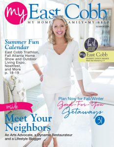 My East Cobb Summer 2018 magazine published by Atlanta Best Media