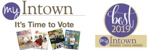 My Intown magazine covers - time to vote for Best of