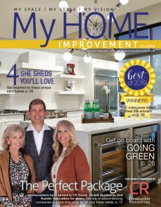 My Home Improvement magazine January-February 2020 Best of Cover