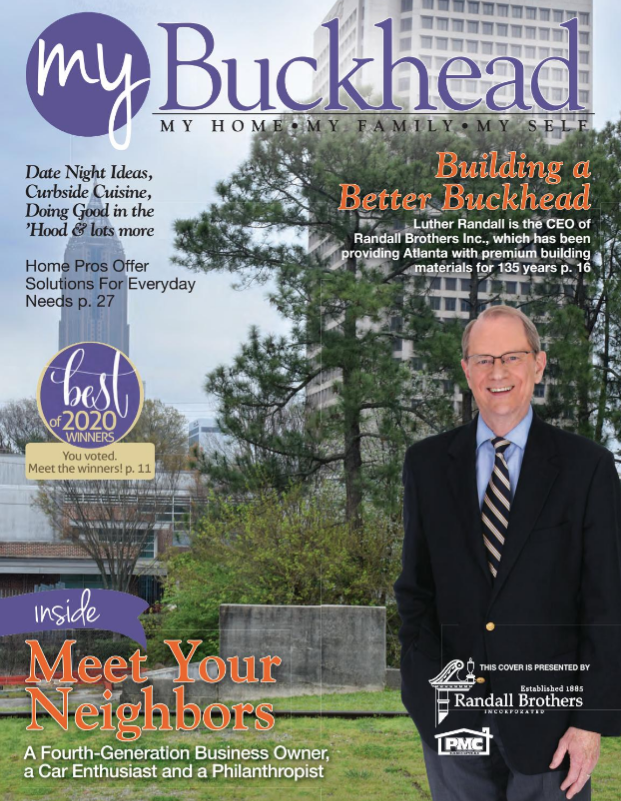 My Buckhead August-September 2020