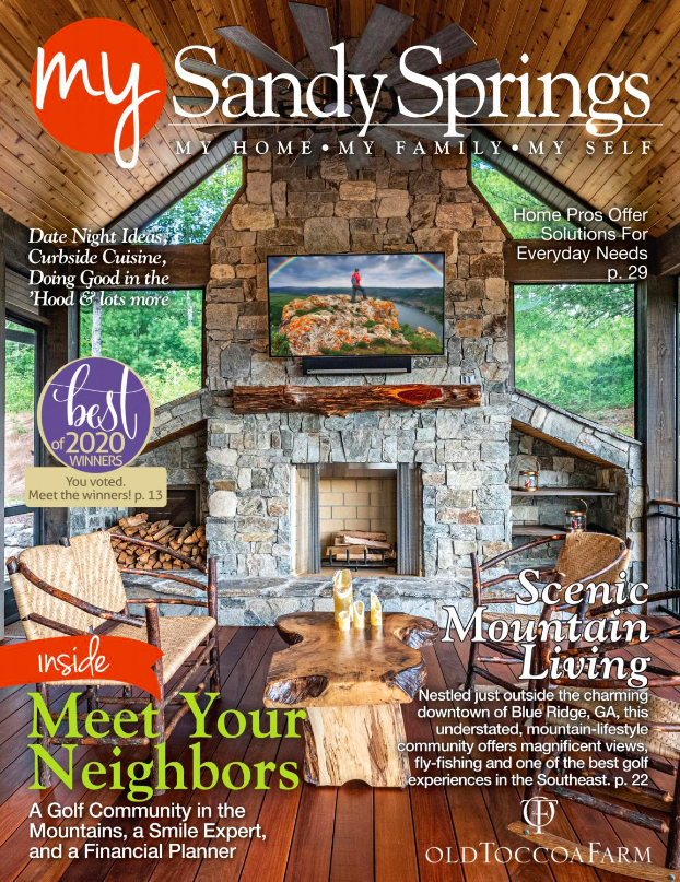 My Sandy Springs Sept.-Oct. Issue 2020