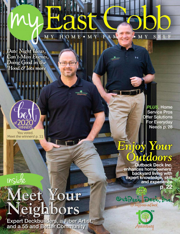 My East Cobb Oct.-Nov. Issue 2020