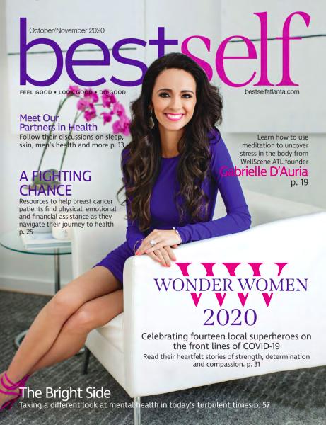 The 2020 Oct.-Nov. Issue of Best Self Atlanta