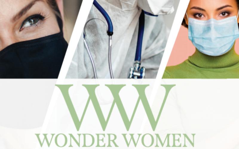 Meet The 2020 Wonder Women on the Frontlines