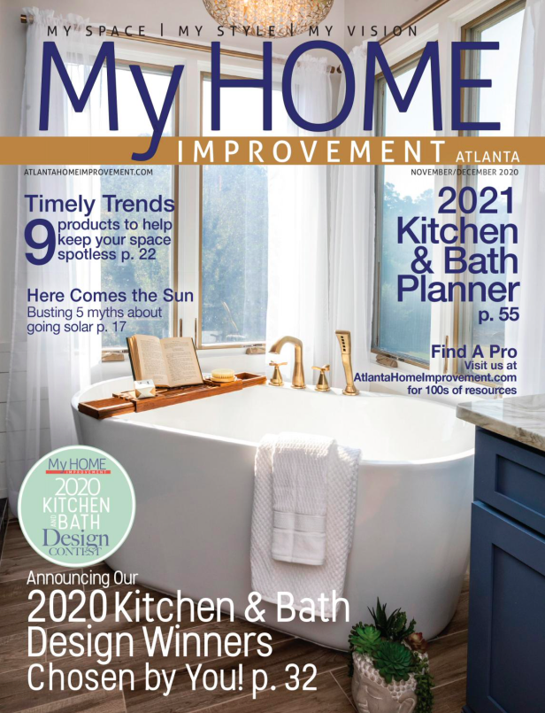 Nov./Dec. issue of My Home Improvement