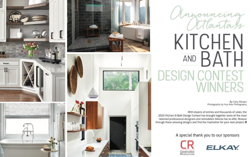 Multiple beautiful kitchens