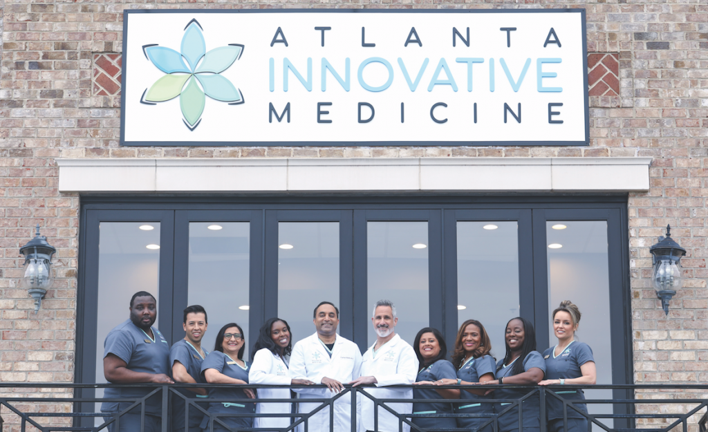 The Atlanta Innovative Medicine Team