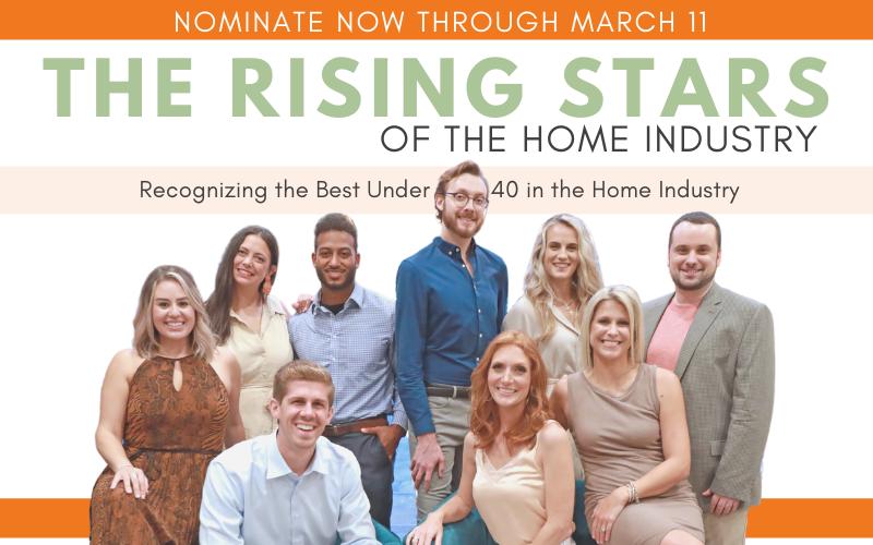 Rising Stars 2021 Nomination Banner