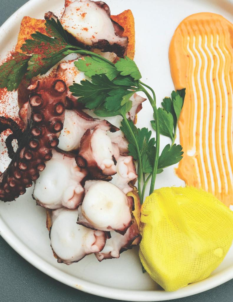 The Spanish Octopus