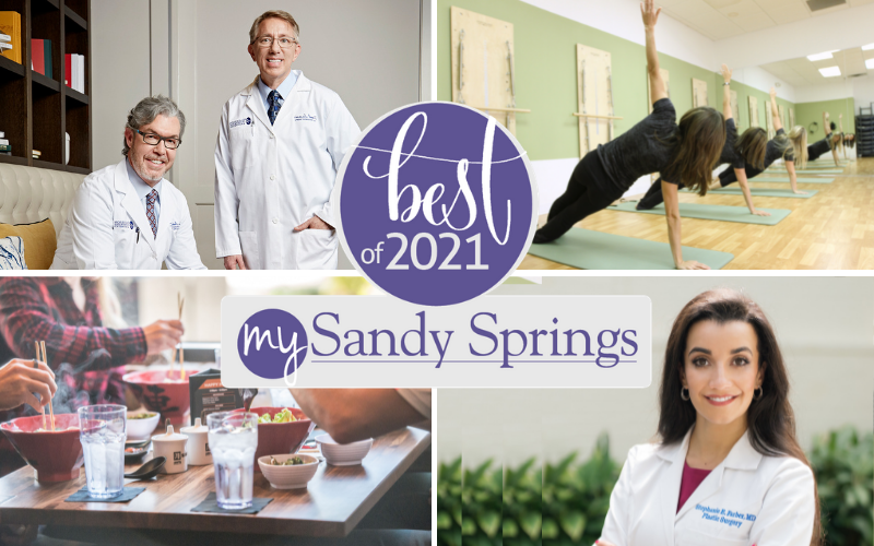 My Sandy Springs Featured
