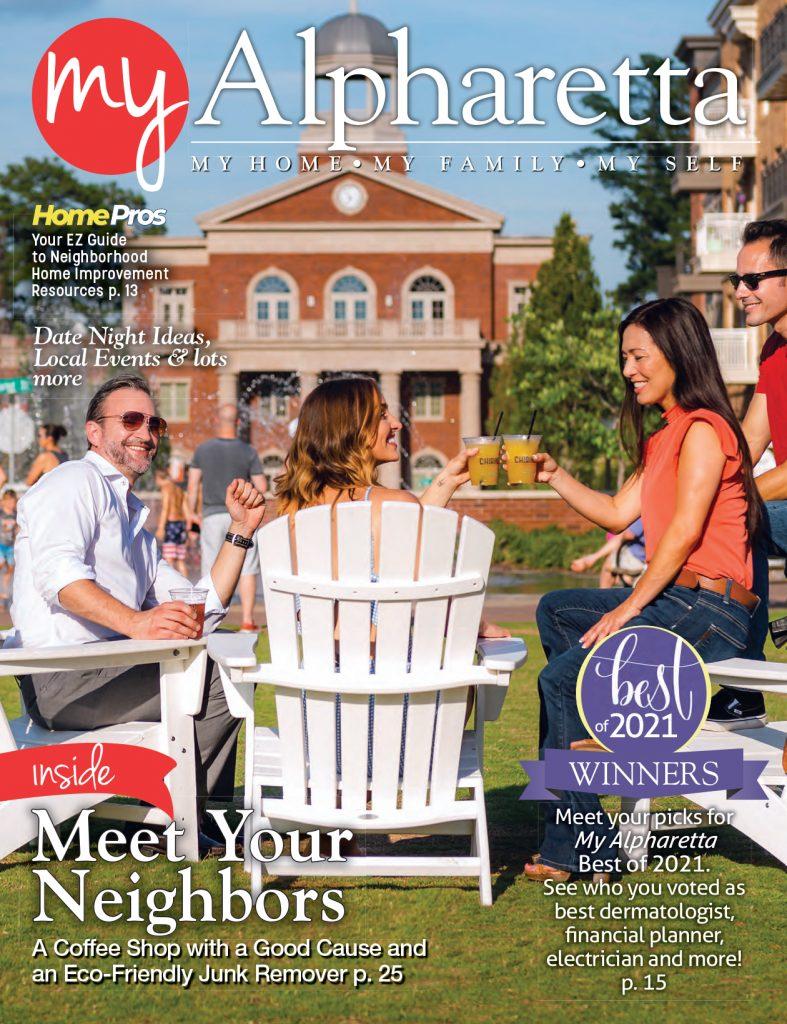 My Alpharetta July/August Digital Issue