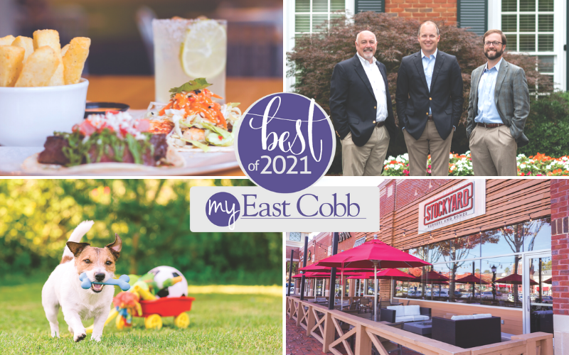 Different My East Cobb Best of Winners