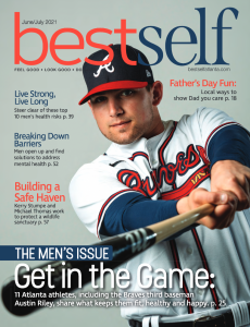 Best Self Men's issue Cover