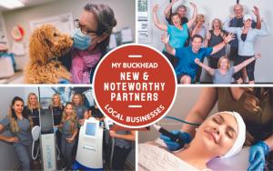 Buckhead New & Noteworthy