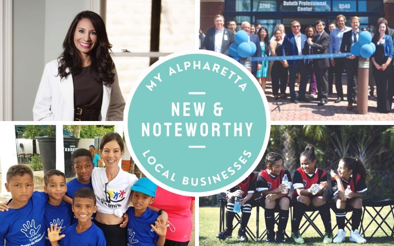 New and Noteworthy Alpharetta