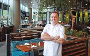 Mission + Market chef Ian Winslade